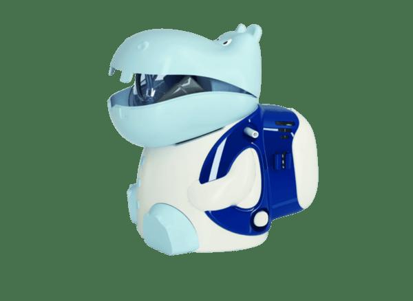 Инхалатор за Деца PiC mrHippo (Хипопотам) компресорен